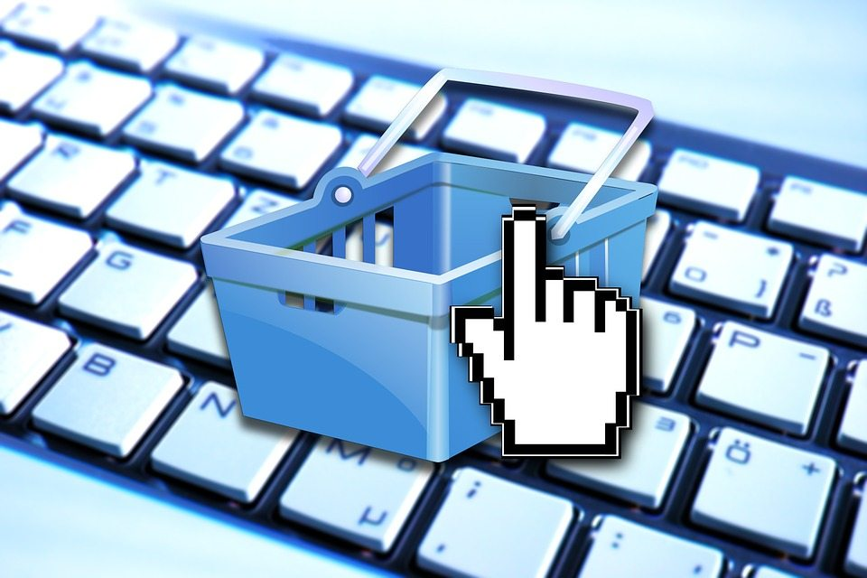 Shopping Shopping Basket Shop Business E Commerce