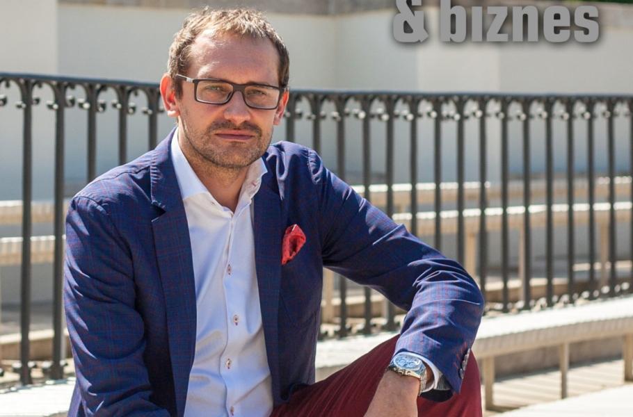 Sprzedaż transgraniczna awobrębie kraju – wywiad zKrzysztofem Czaplą (Instylio)