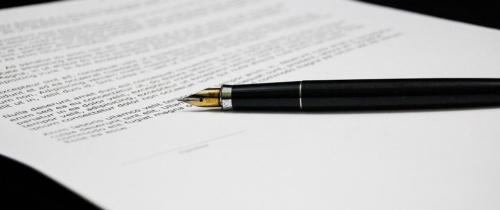 Umowa między założycielami startupu – Founder's Agreement