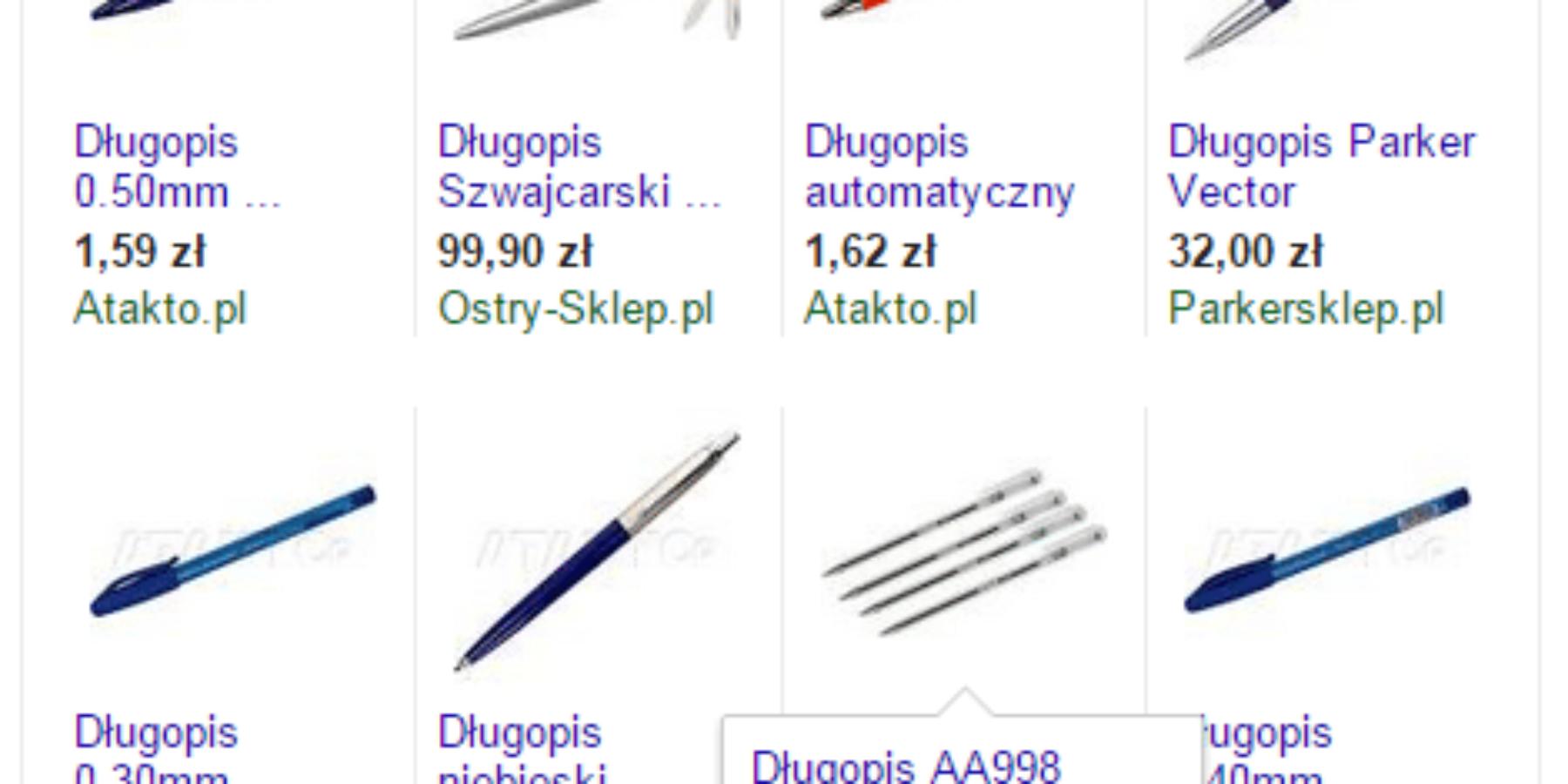 Czytanie produkty warto reklamować wzakupach Google?