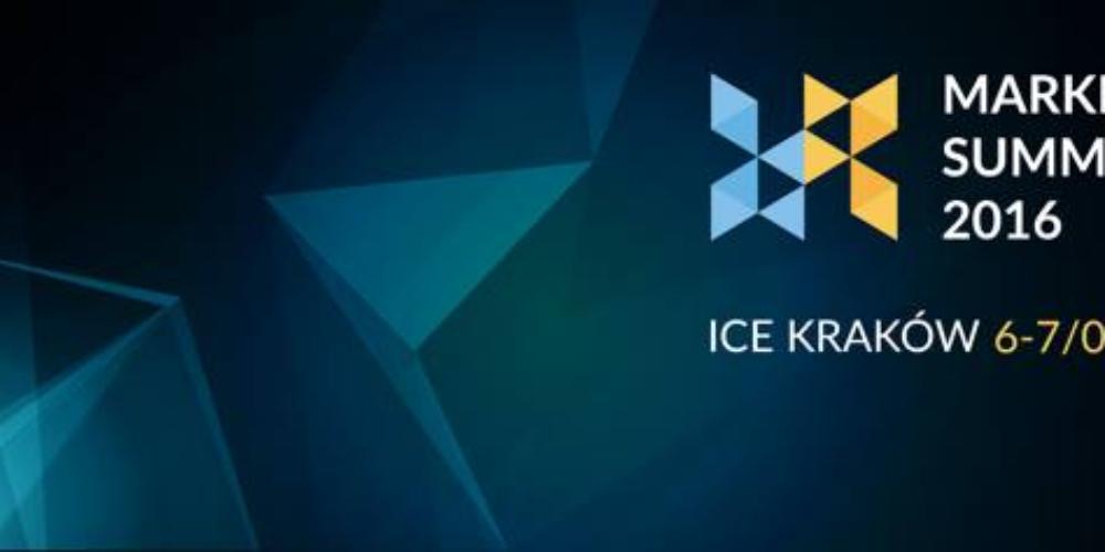 Kraków wczerwcu stanie się stolicą marketingu. Rusza Marketing Summit 2016