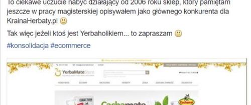 Historia sprzedaży e-sklepu. Wywiad zKamilem Matysikiem iMichałem Lasockim (jak odnieść sukces we-commerce?)