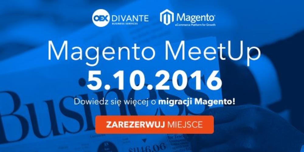 ZBLIŻA SIĘ MAGENTO 2 MIGRATION MEETUP