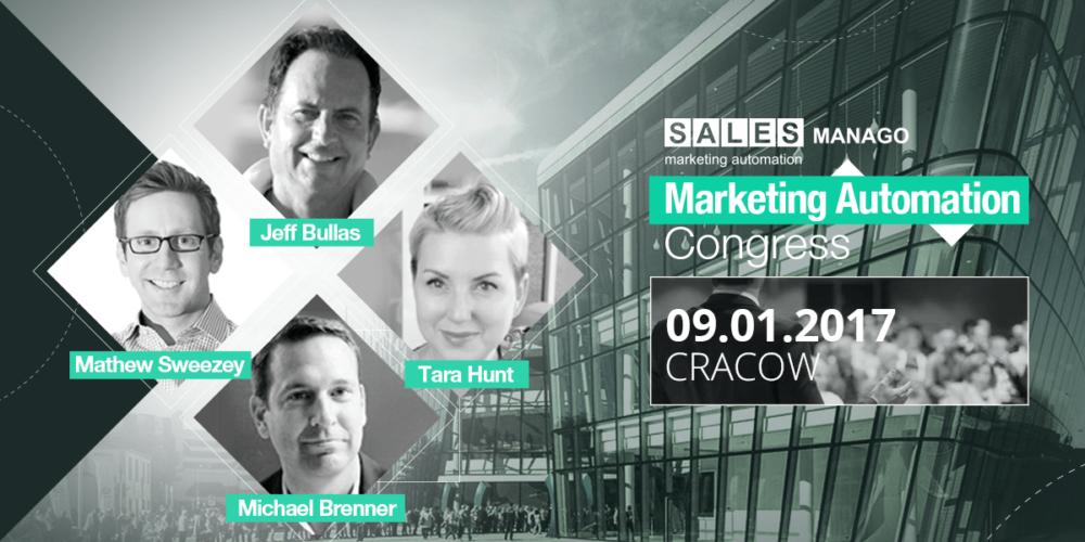 Topowi globalni influencerzy naeuropejskim Marketing Automation Congress