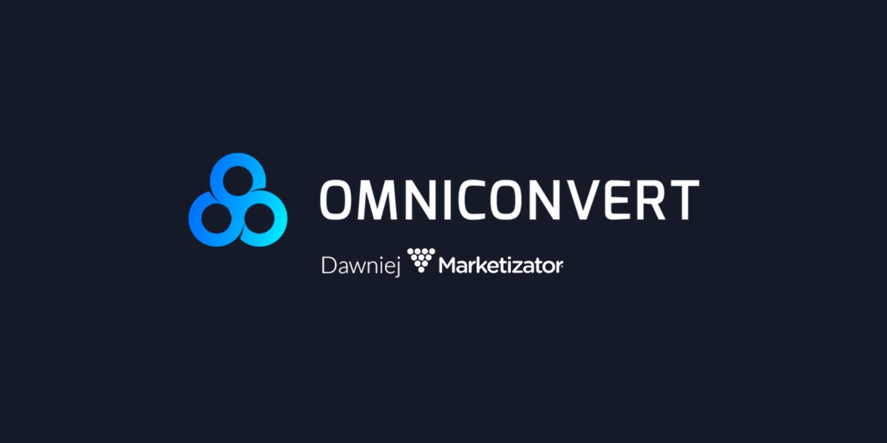 Marketizator oficjalnie zmienia się wOmniconvert!