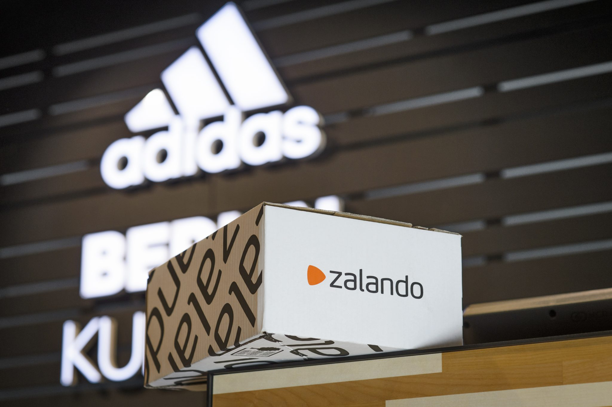 Zalando / Adidas Paket Shooting am 06.06.2016 © Zalando / Claudius Pflug