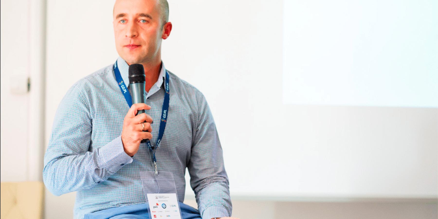 Wywiad zWojciechem Mrozem (testuj.pl) – tylko16% użytkowników daje drugą szansę aplikacji