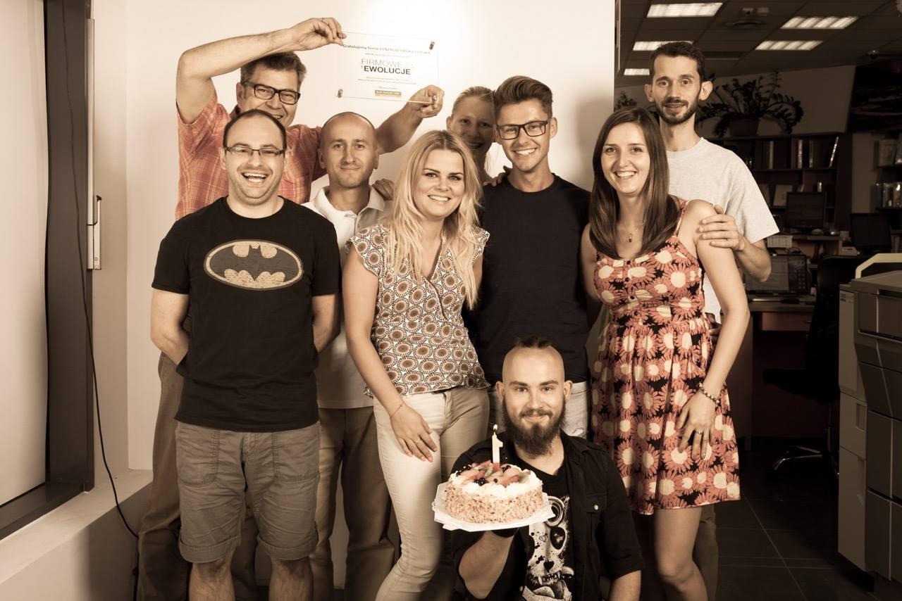 startup fotograficzny
