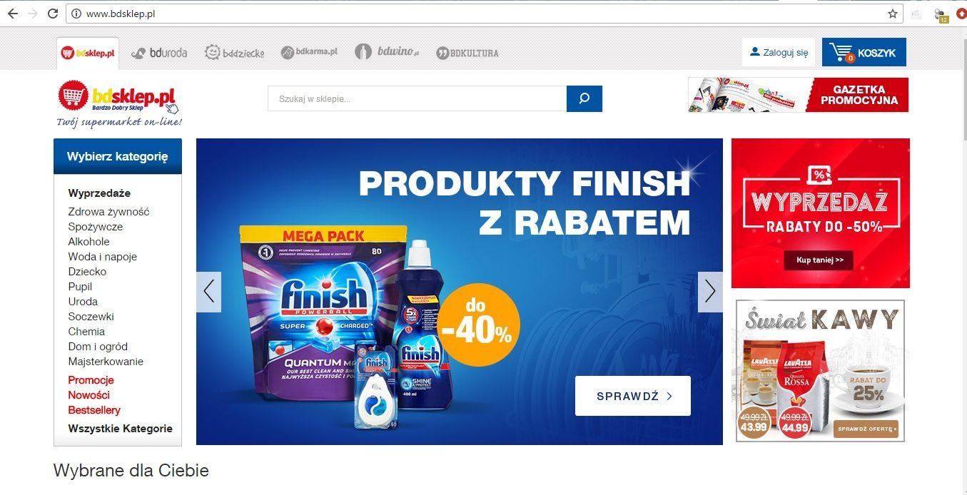 sklep internetowy bdsklep
