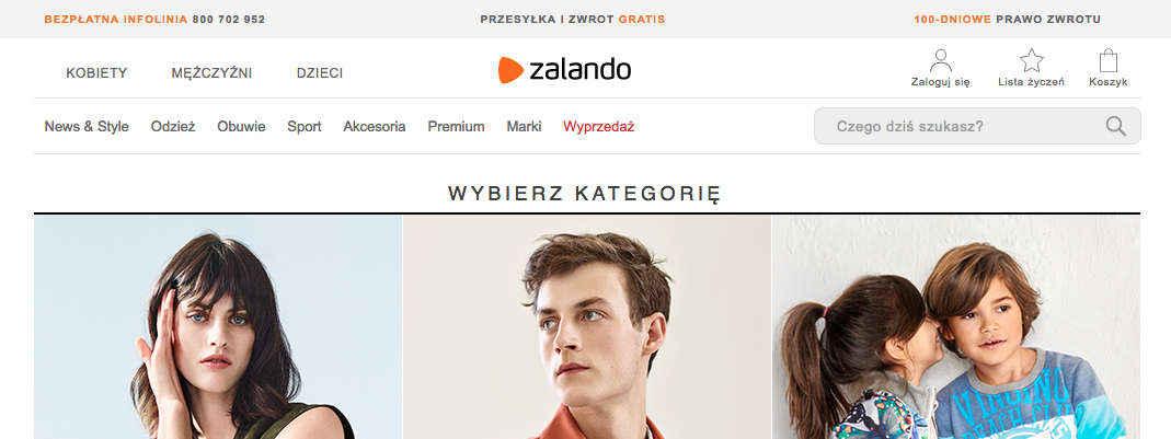 70bcdfb0c0ae98 Klucz do sukcesu: Zalando, największy sklep internetowy w Europie