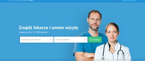 Zasukcesem portalu znanylekarz.pl kryją się innowacyjne rozwiązania
