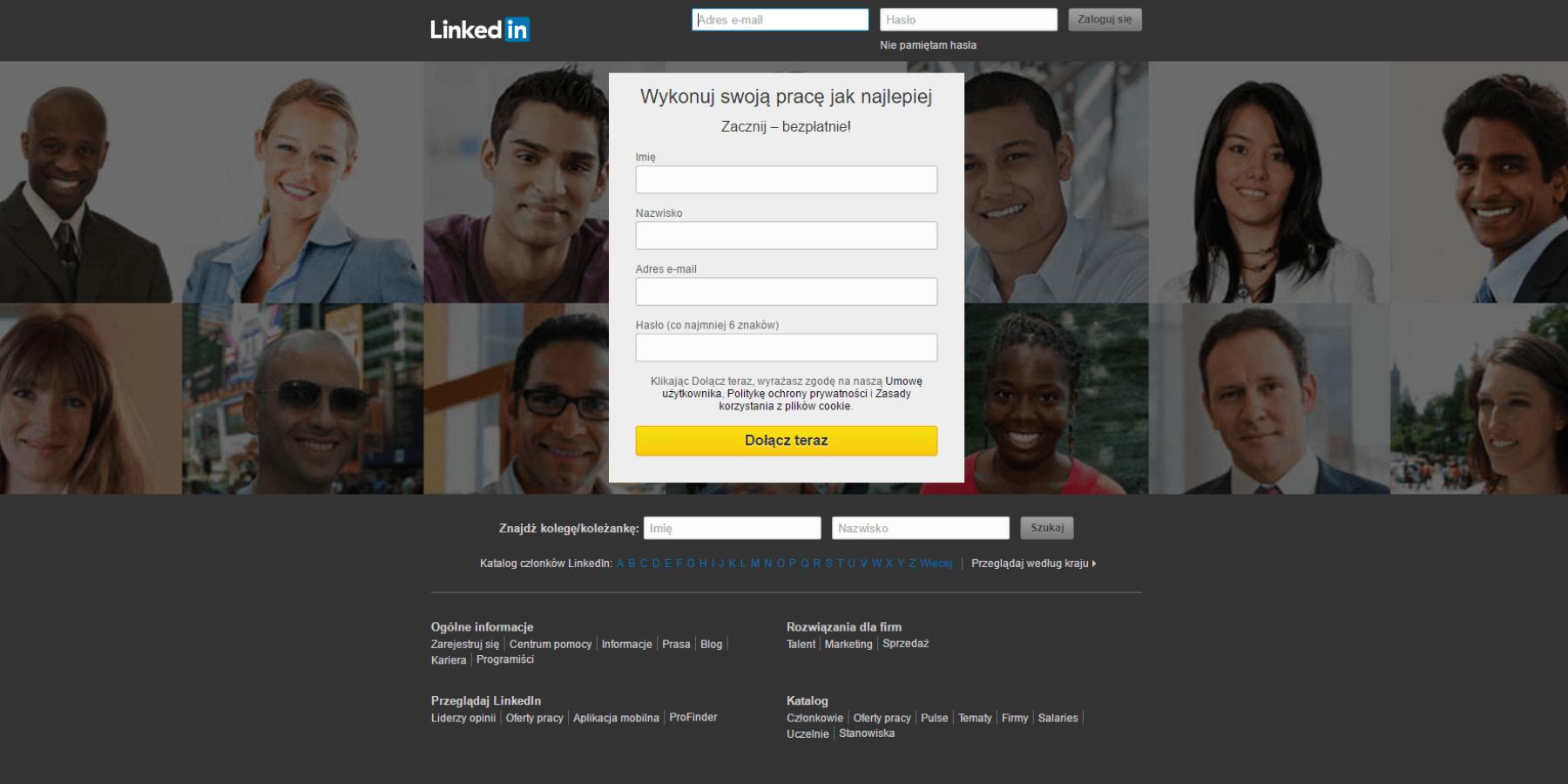 Obraku reklam iwielkim sukcesie, czyli historia LinkedIn