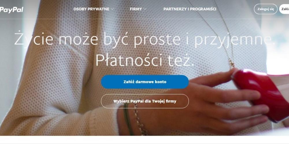 Dopięciu razy sztuka, czyli historia sukcesu firmy PayPal
