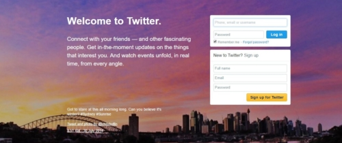 Wyćwierkany sukces – historia Twittera