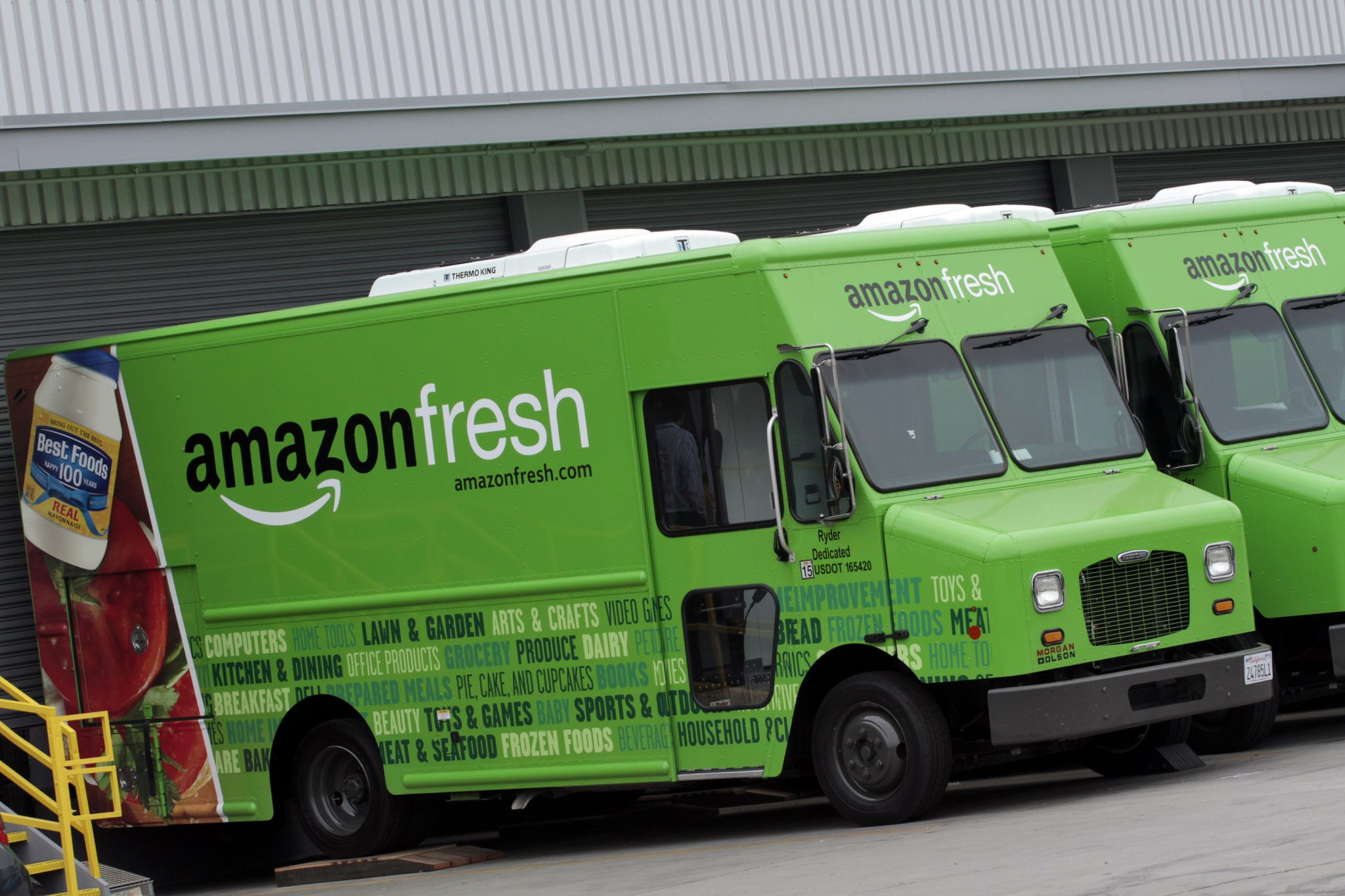 amazonfresh - e-commerce