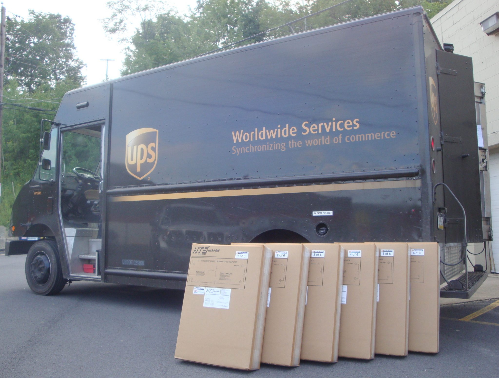 ups - e-commerce