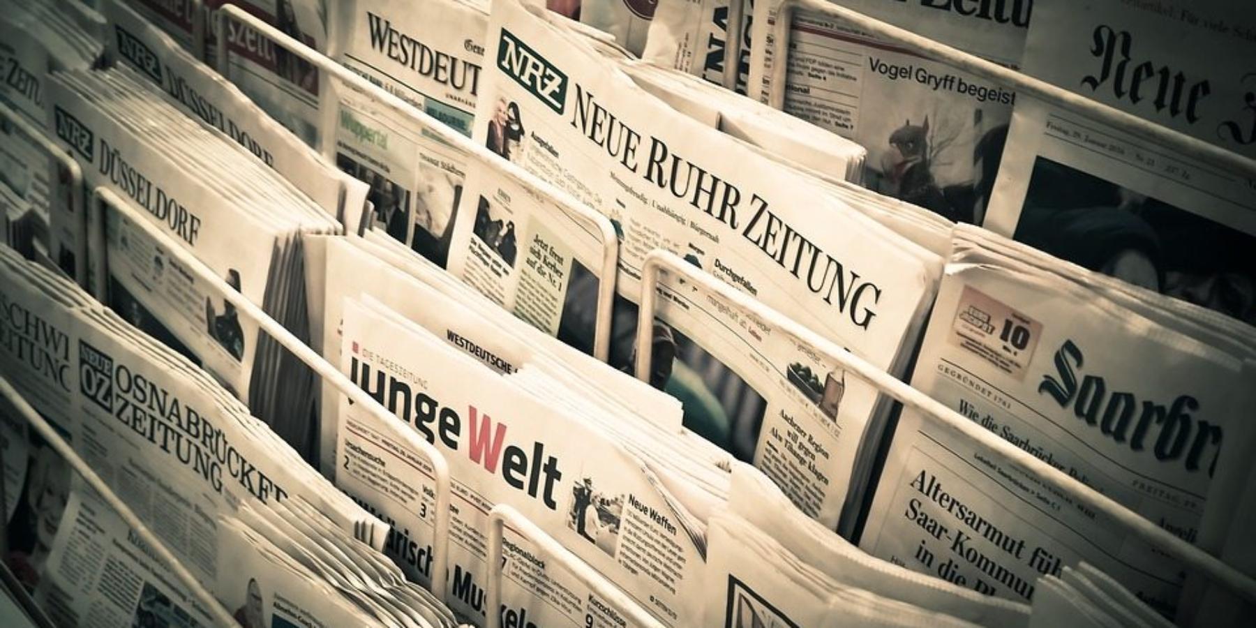 Prasówka Marketing iReklama #1 Reklama prasowa lepsza niż internetowa?