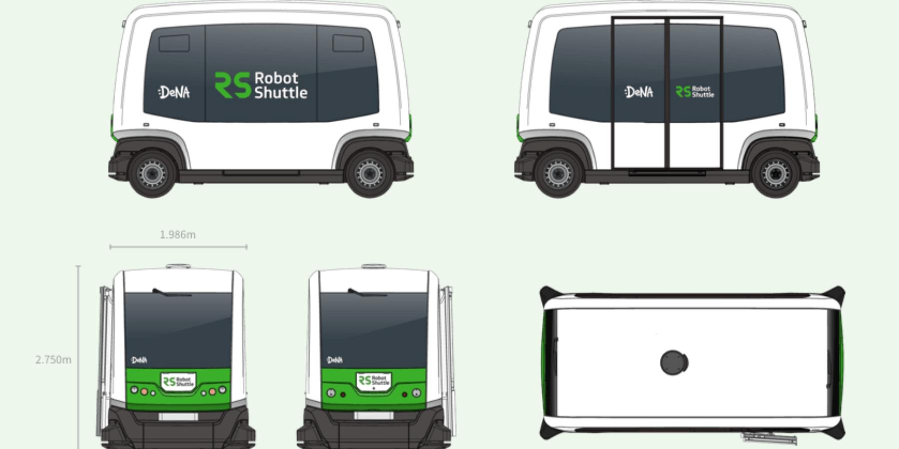 Prasówka startupy iinnowacje #9 Autonomiczny autobus zJaponii