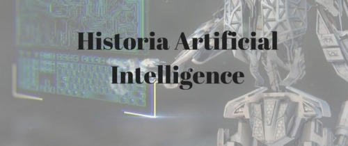 """""""Sztuczna inteligencja powstanie wnastępnej dekadzie""""- najczęściej rzucane nawiatr słowa whistorii badań nadAI"""