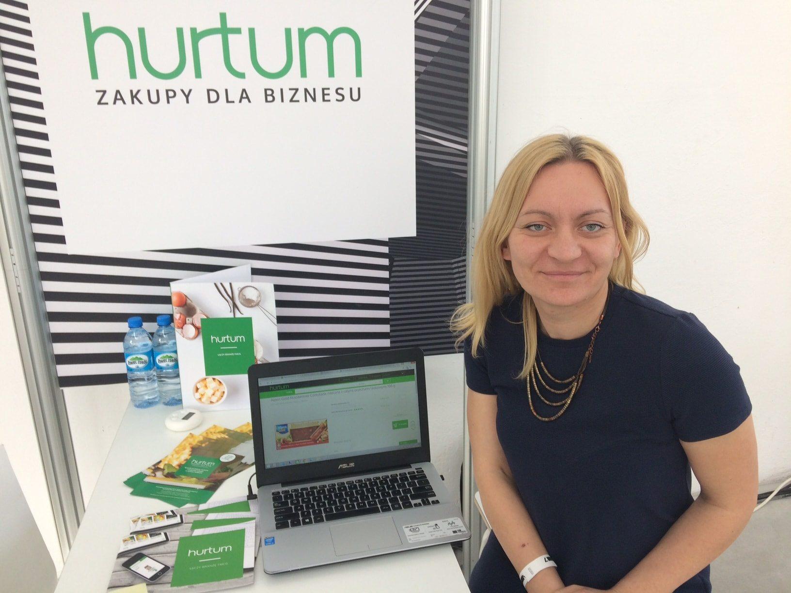 Ewelina Siedlacka CEO Hurtum