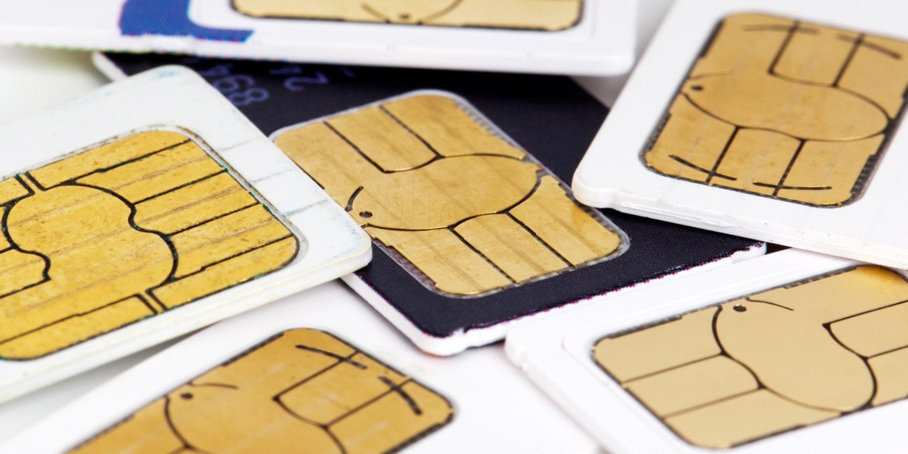Prasówka Marketing iReklama #7  UKE: mniej kart SIM, mniej SMS-ów