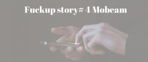 Fuckup story# 4 Mobeam, technologia korzystająca zeświatła nadktórą zapadł mrok