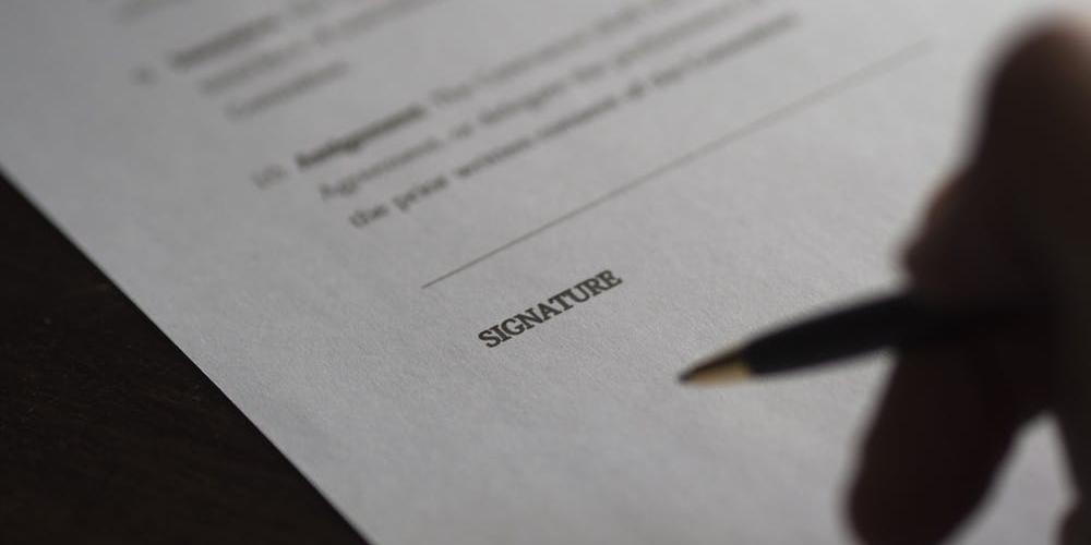 Jak sporządzić umowę ozakazie konkurencji?