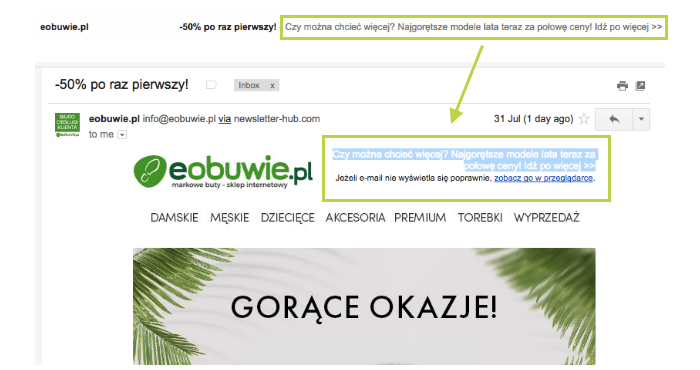 błędy w email marketingu