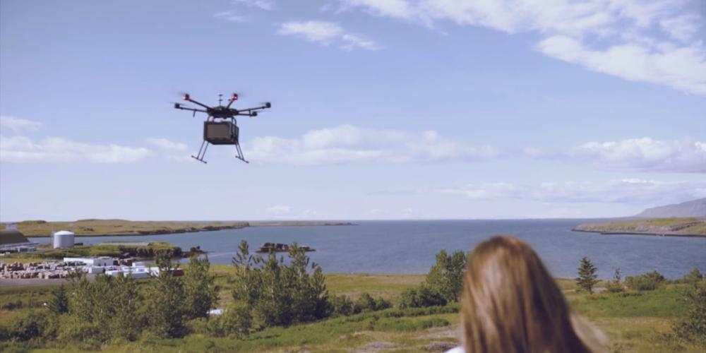 Prasówka e-commerce #40 Firma jako dostawców wykorzysta drony