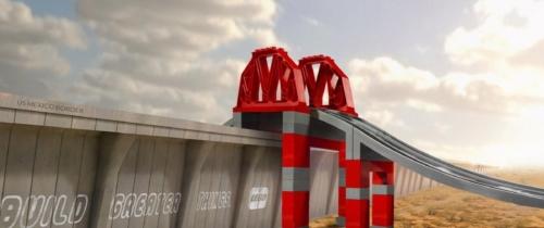 Prasówka Marketing iReklama #18 Reklama klocków Lego drwi zTrumpa