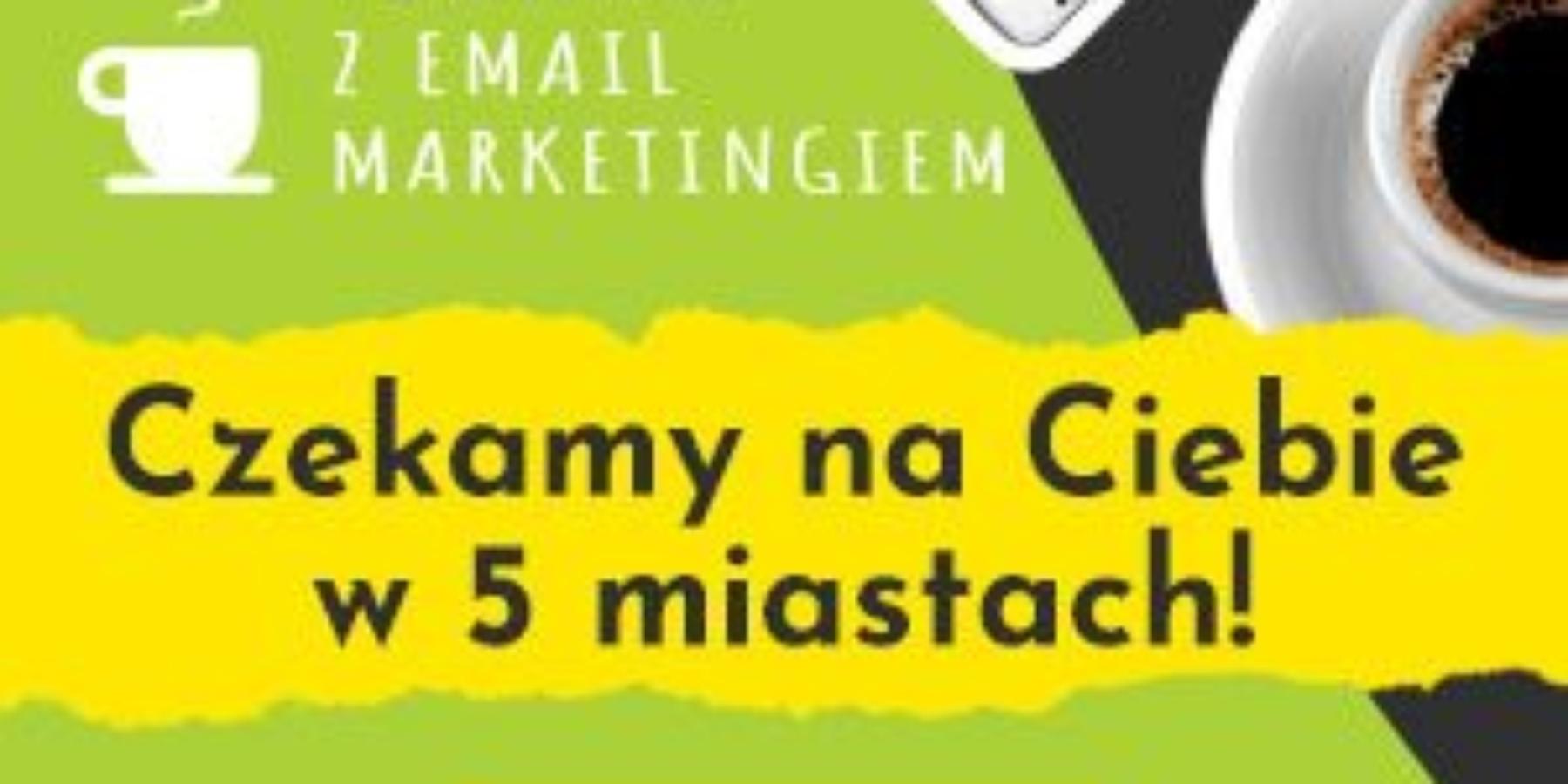 Ruszyły zapisy naPoranki zemail marketingiem
