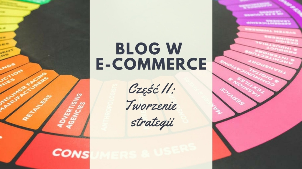 blog w e-commerce