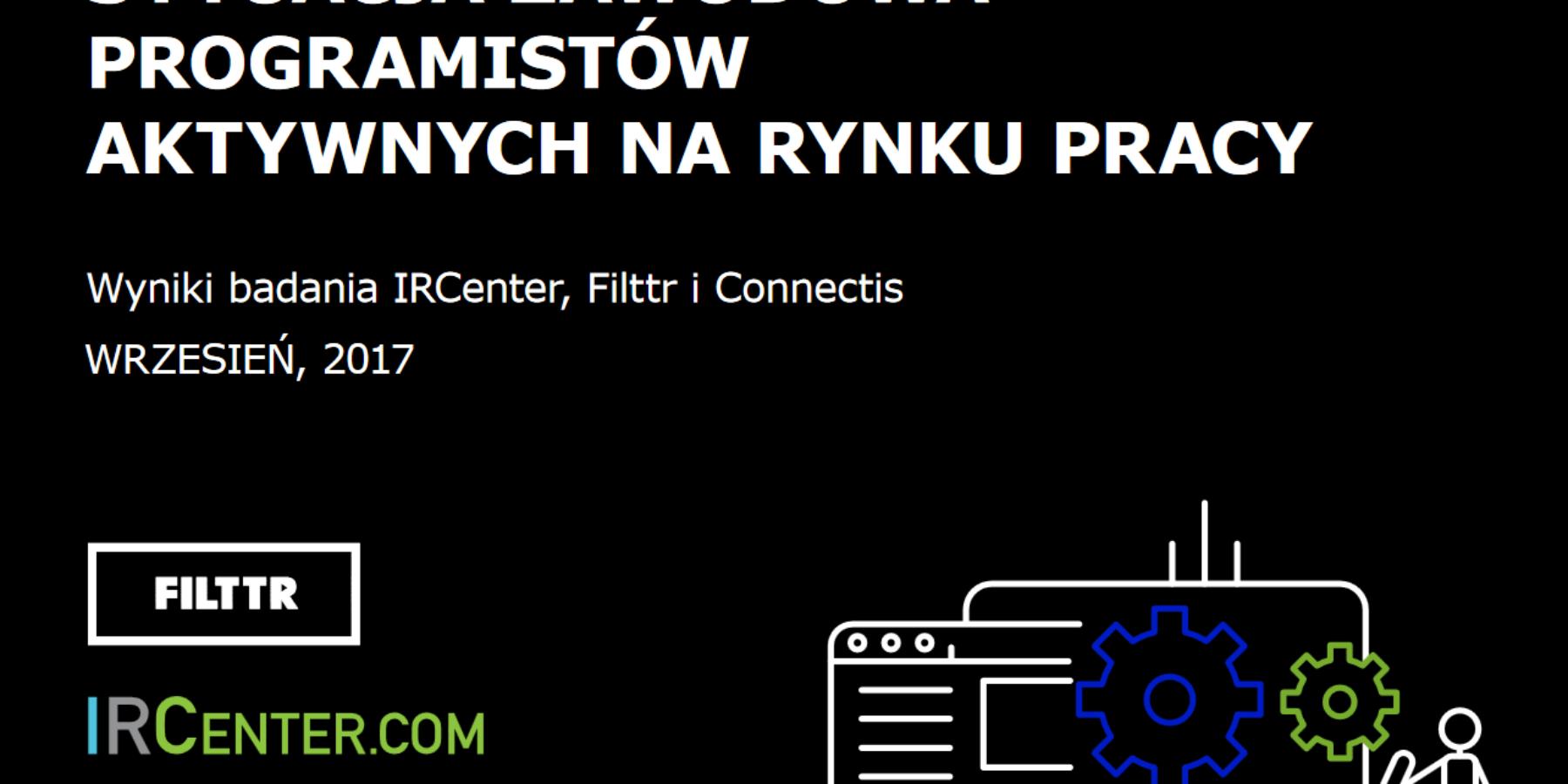 Polscy programiści aktywni narynku pracy – Podsumowanie raportu