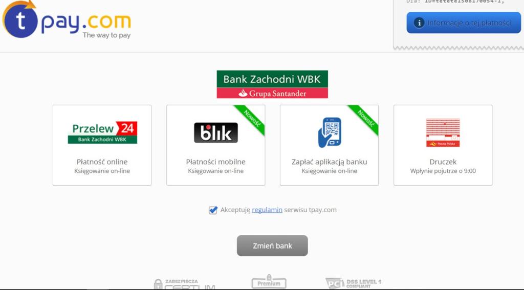 8100242bf4ecf0 Płatności on-line w sklepie internetowym - jak podpiąć samodzielnie?