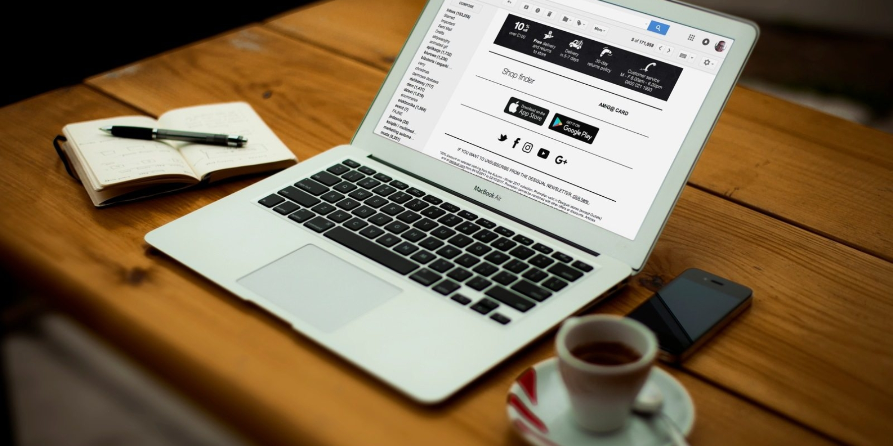 Jak efektywnie wykorzystać stopkę newslettera?