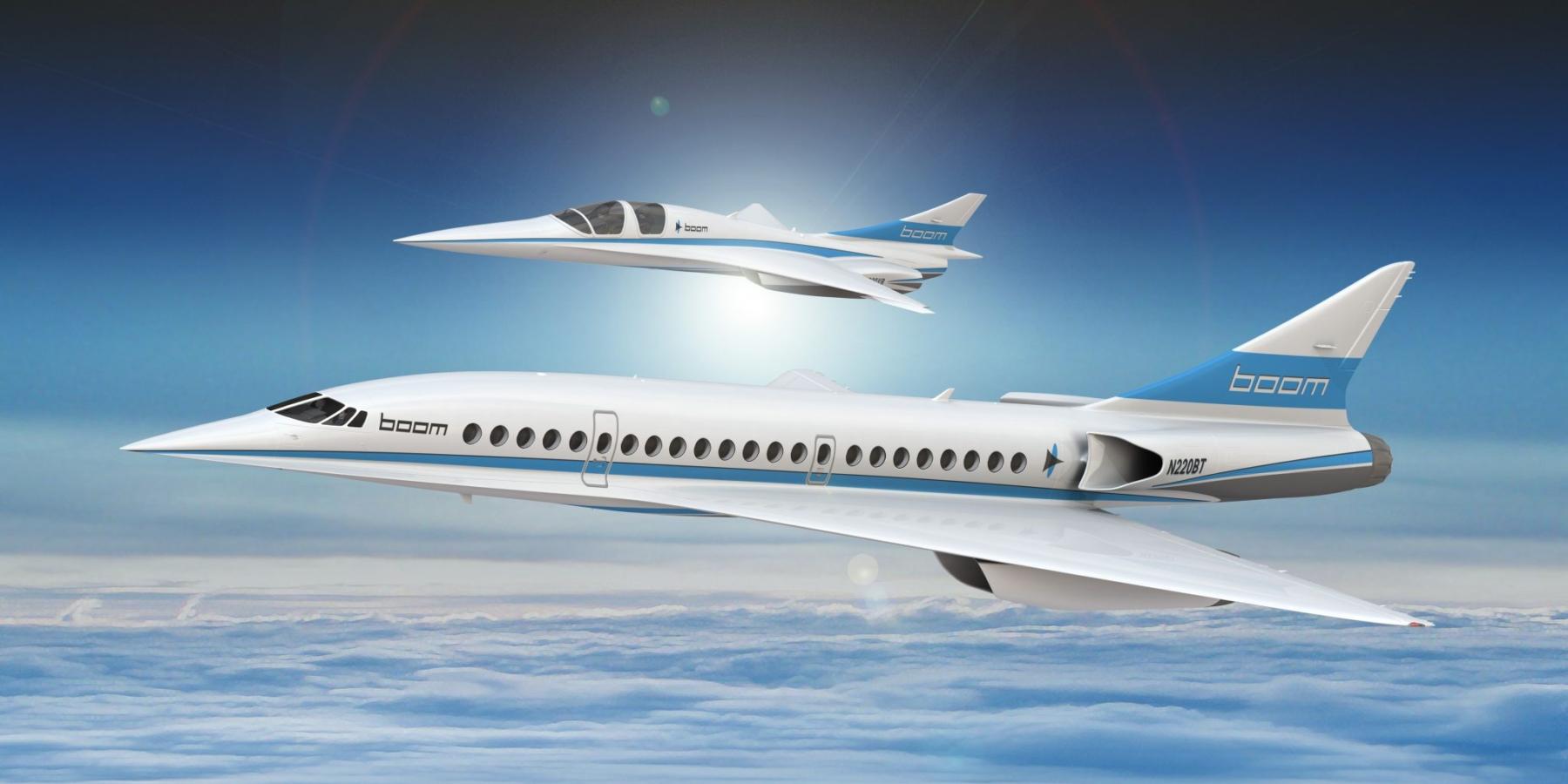 Prasówka IT inowe technologie #27 Nowy odrzutowiec skróci podróże lotnicze opołowę