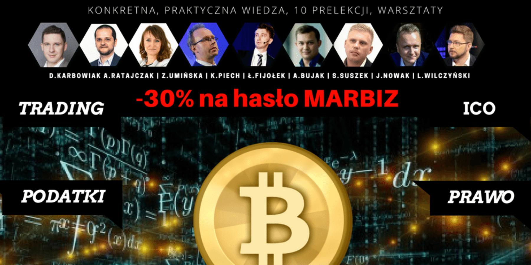15 grudnia 2017 wWarszawie odbędzie się Crypto Future Conference