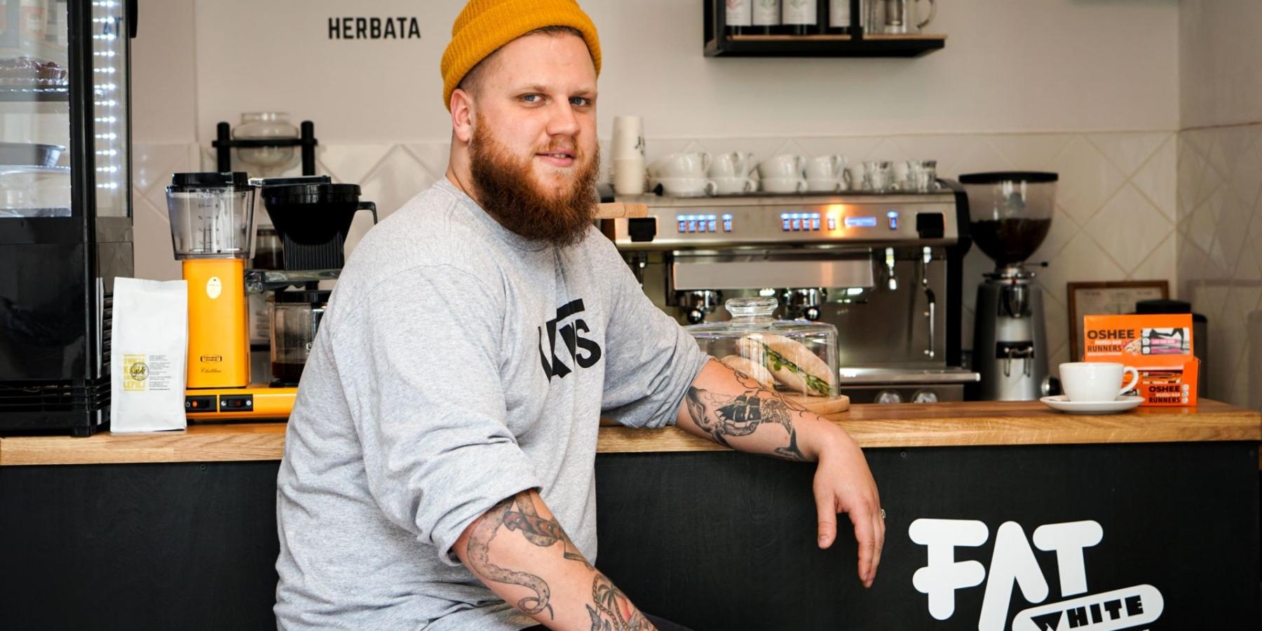 Ma 26 lat, kawiarnię ifoodtrucka. Filip Głodek: Nieszukaj wymówek, zacznij działać!