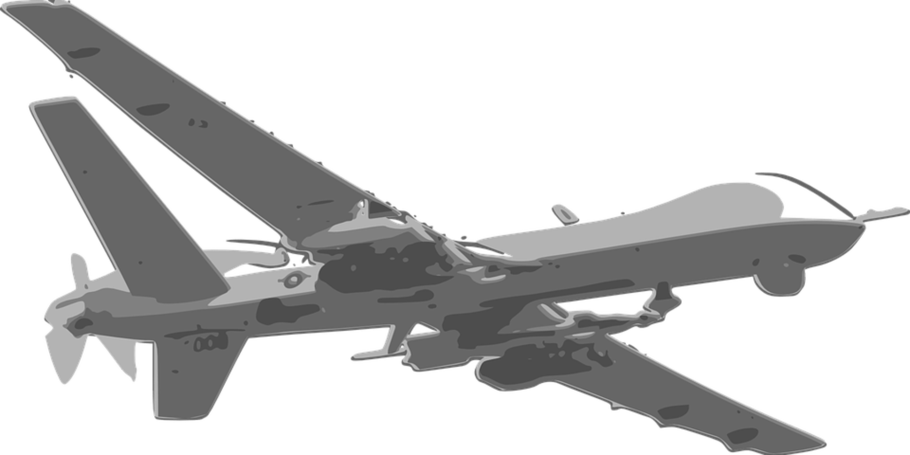 Drony, czyli wjaki sposób prowadzi się wojnę wobcych krajach zza biurka.