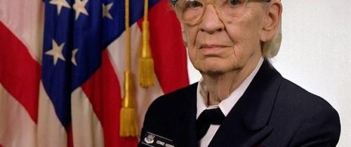 Grace Hopper: admirałka iprogramistka