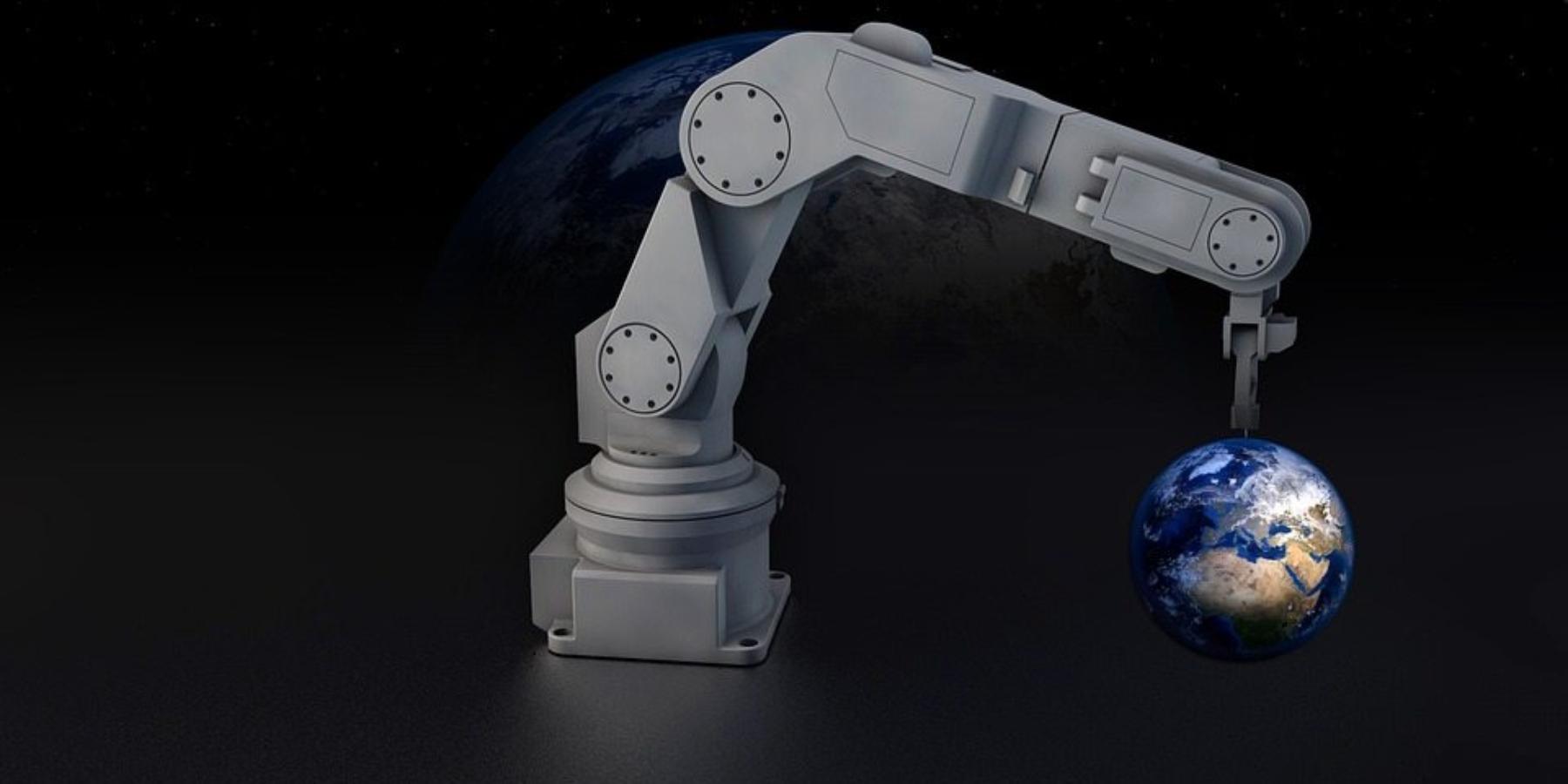 Automatyzacja, czyli jak będzie wyglądała przyszłość, wktórejpracę zabiorą roboty.