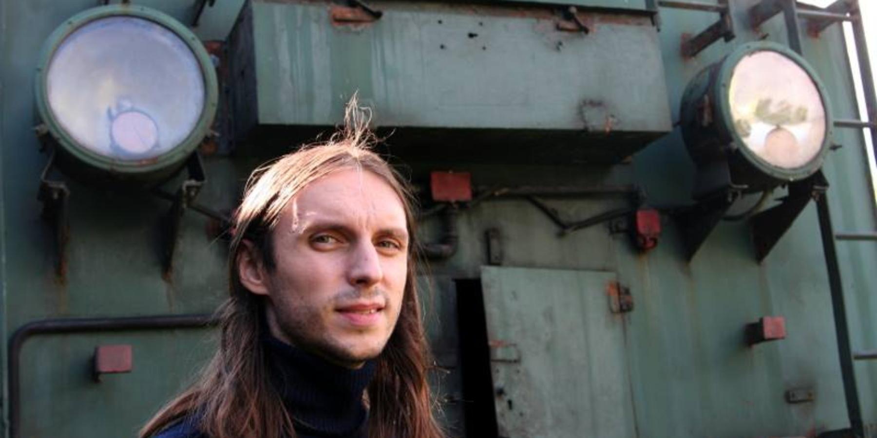 """Maszynista: znajomi wciąż pytali """"Marcin, kiedy blog opociągach?!"""""""