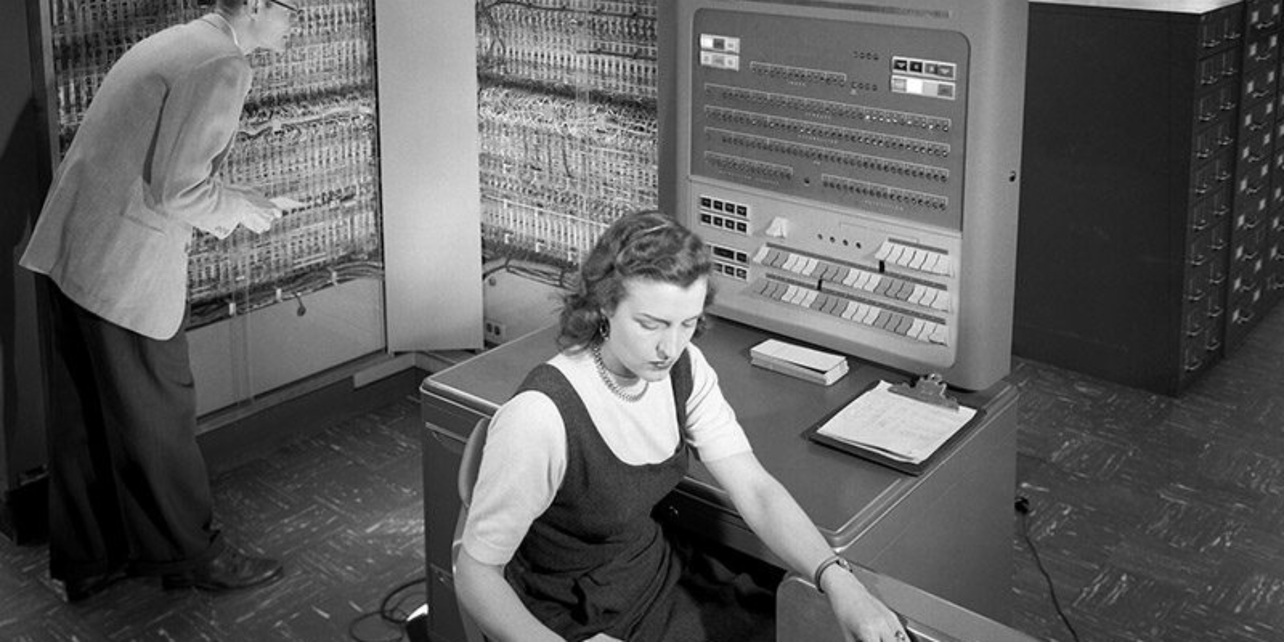 Lois Haibt iFORTRAN, czyli pierwszy język programowania dla ludzi