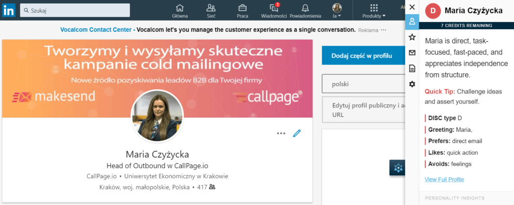 personalizacja cold mailingu