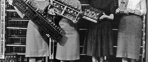 Zapomniana szóstka zENIAC, czyli kim były pierwsze programistki?