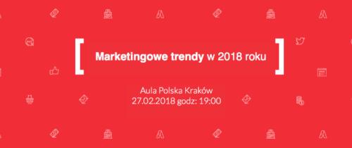 #4 Aula Polska Kraków już niebawem