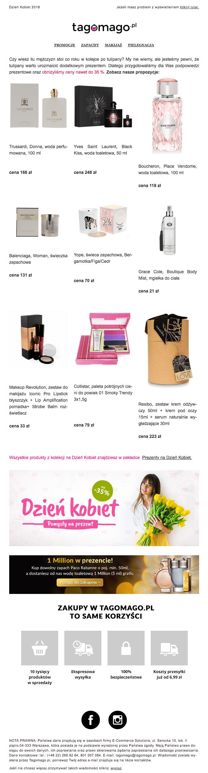 email marketingowe