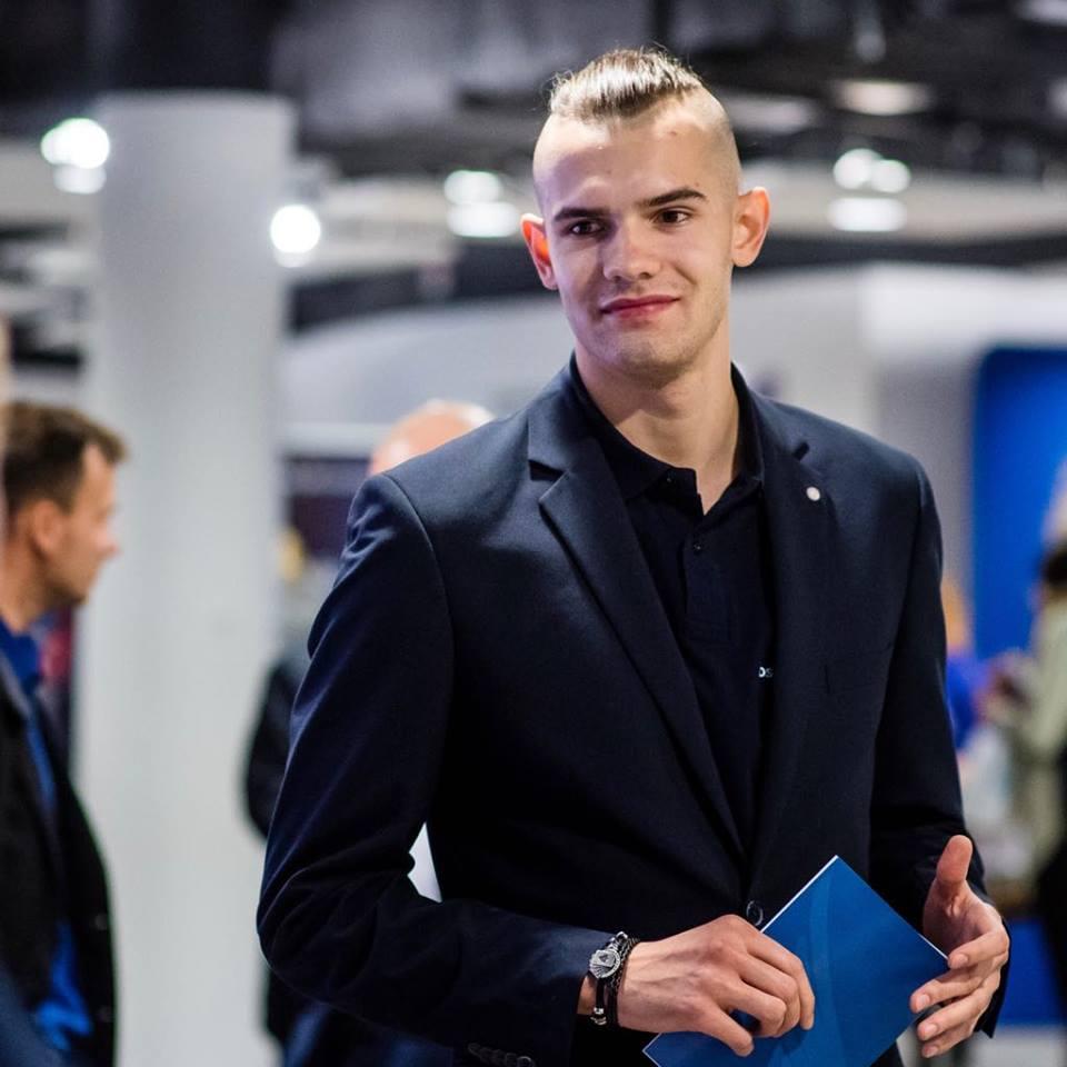 Dawid Kotrys, założyciel iProject Manager wKotrys Media