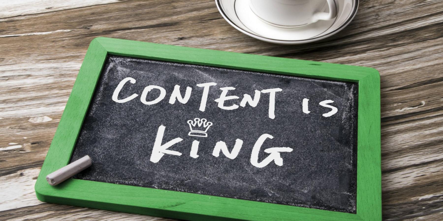 Content marketing, czyli jak dotrzeć doklientów