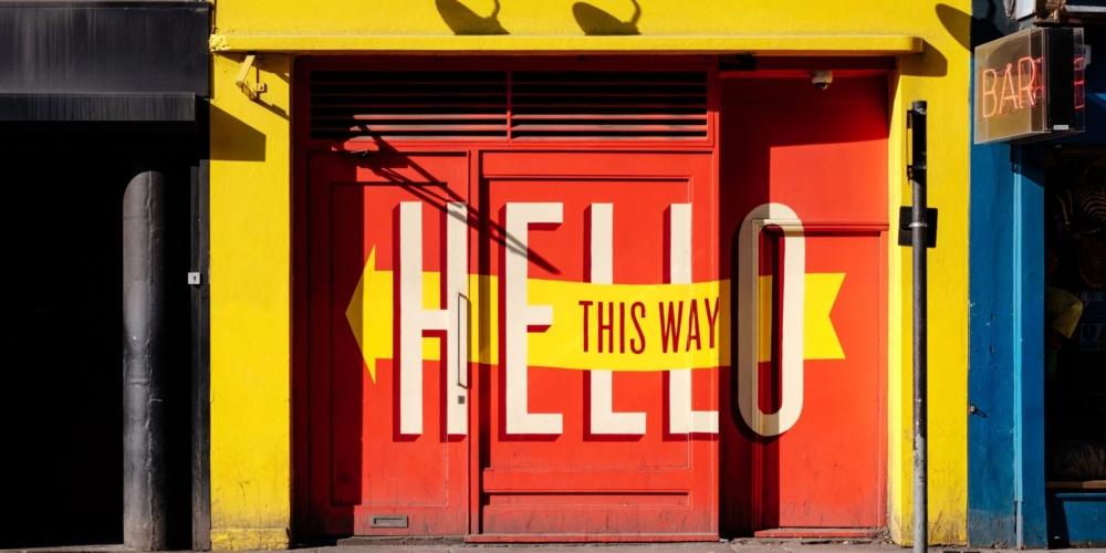 Jak powinna wyglądać wiadomość powitalna wTwoim e-sklepie?